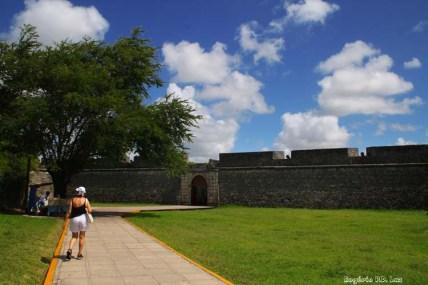 Fortaleza de Santa Catarina - Cabedelo - Estado de Paraíba - Brasil