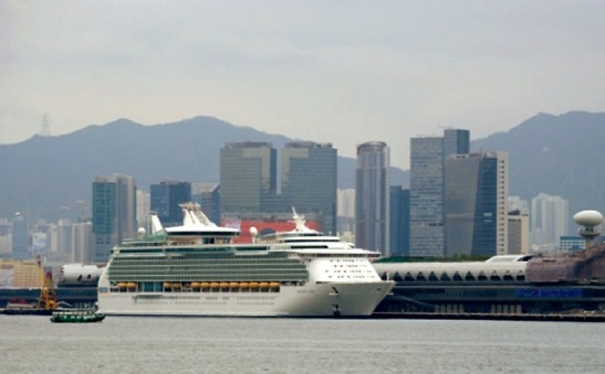 14. Kai Tak Cruise Terminal (Ref.4)