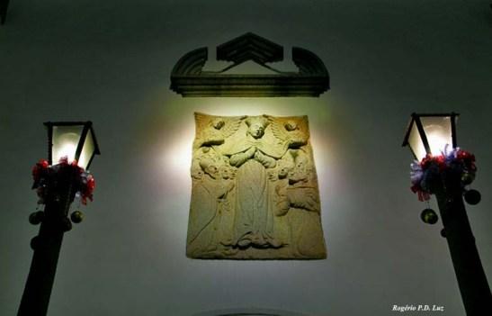 No prédio do antigo Leal Senado, um símbolo português preservado