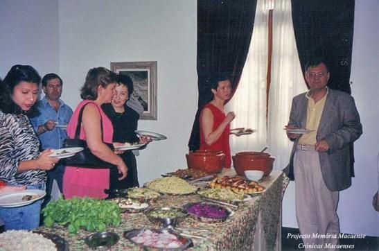 Saboreou a gastronomia macaense de São Paulo