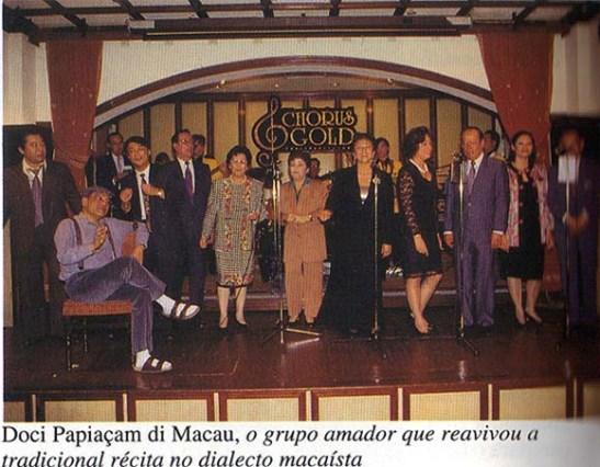 1o. Encontro Comunidades Macaenses Revista.Macau (101)
