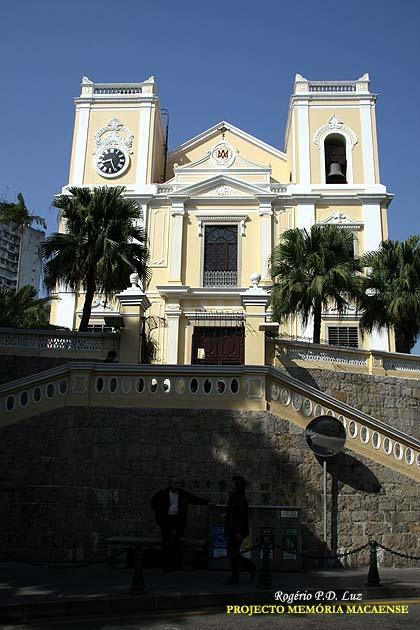 Igreja de São Lourenço, Macau (hoje China)