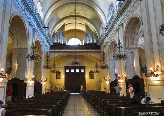 Montevideu - Catedral Metropolitana (08)