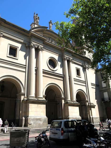 Montevideu - Catedral Metropolitana (12)