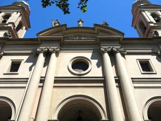 Montevideu - Catedral Metropolitana (13)