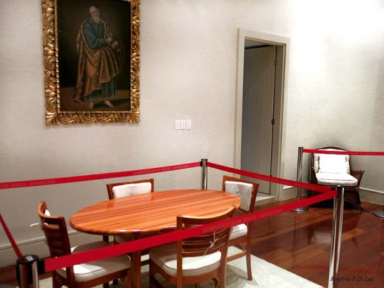 Pousada Bom Jesus Aposentos do Papa (10)