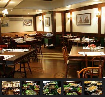 Restaurante do macaense Fernando Córdova em foto do site do Apart (Hotel) Fortune