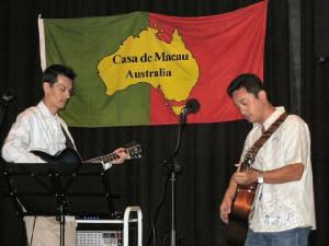 Dueto RosSou de Austrália (2006)