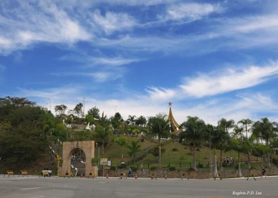 O portal do Morro do Presépio