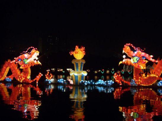 enfeites em Beijing
