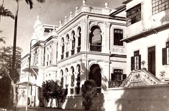 Hospital Kiang Wu em 1956