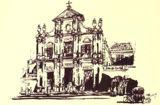 Macau patrimonio arquitectonico (03)