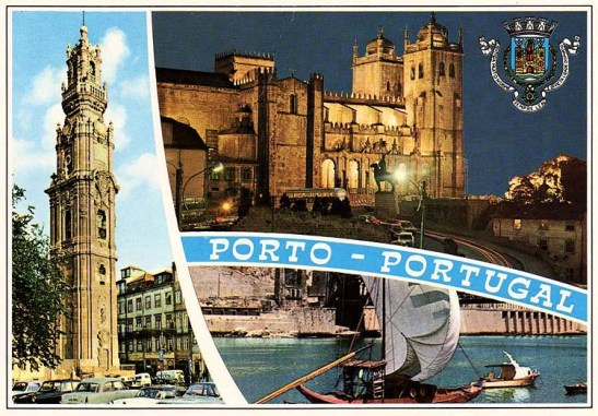 Postais Ilustrados 001_Porto
