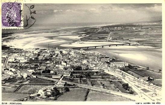Ofir -  Praia portuguesa do norte na província do Minho