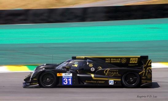 O Lotus T128 nº 32 enfrentou muitos problemas mecânicos e completou apenas 47 voltas. Pilotos: Kevin WEEDA, Christophe BOUCHUT