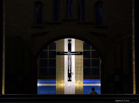 Basilica N.S. Aparecida noite (01)