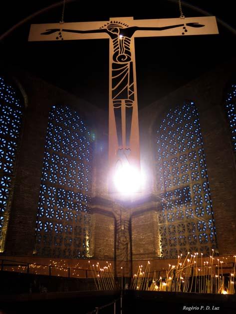 Basilica N.S. Aparecida noite (04)