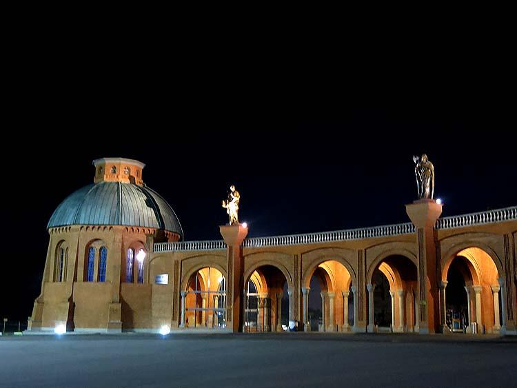 Basilica N.S. Aparecida noite (19)