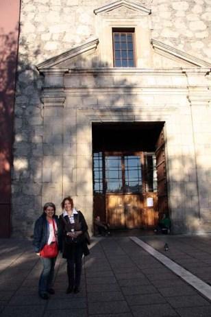 Chile Santiago Igreja S.Francisco (01)