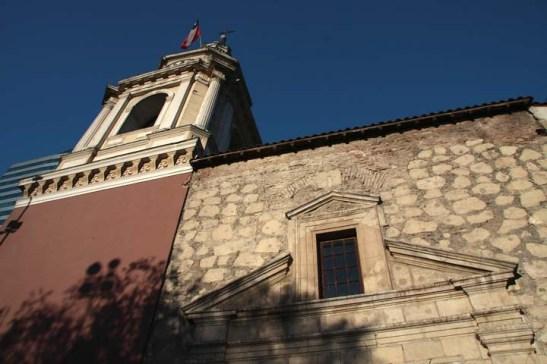 Igreja de São Francisco, Santiago, Chile