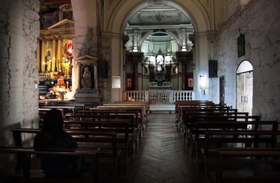 Chile Santiago Igreja S.Francisco (08)