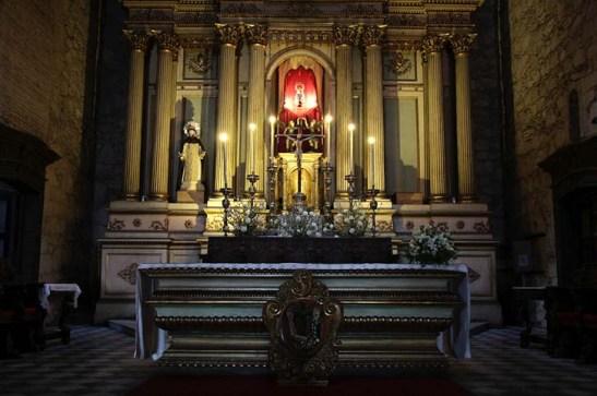 Chile Santiago Igreja S.Francisco (13)