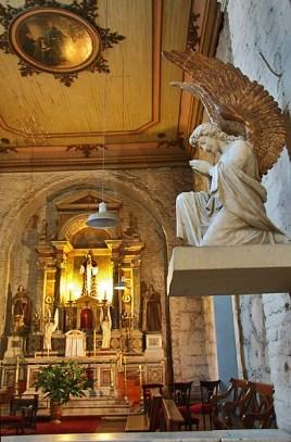 Chile Santiago Igreja S.Francisco (16)