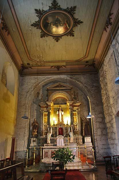 Chile Santiago Igreja S.Francisco (17)