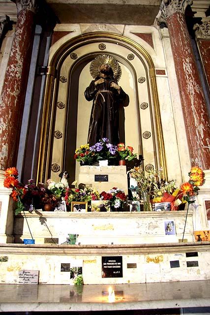 Chile Santiago Igreja S.Francisco (18)