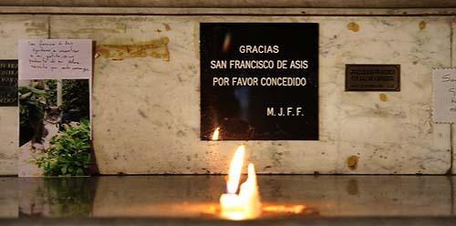 Chile Santiago Igreja S.Francisco (19)