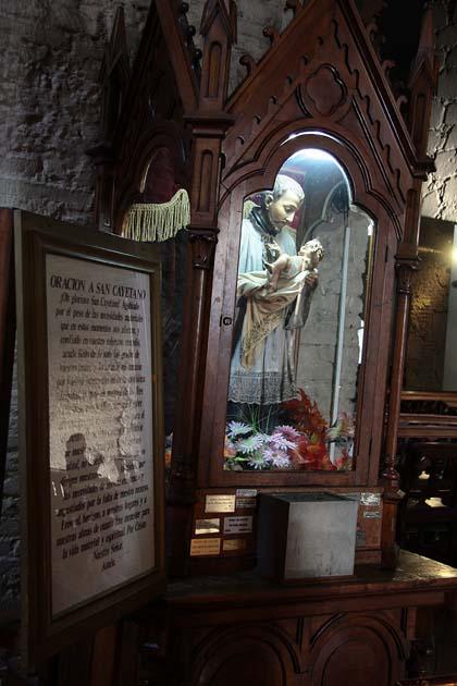 Chile Santiago Igreja S.Francisco (23)