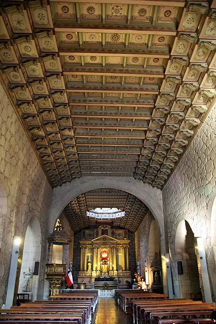 Chile Santiago Igreja S.Francisco (24)