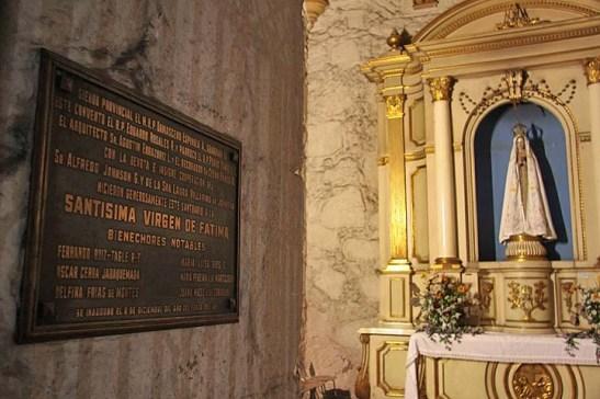 Chile Santiago Igreja S.Francisco (28)