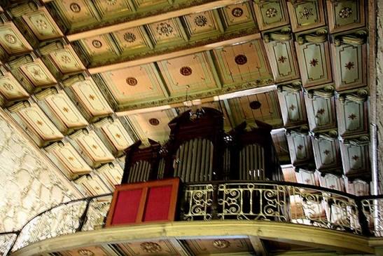 Chile Santiago Igreja S.Francisco (30)