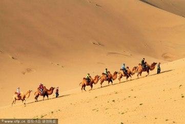 China Deserto de Badain Jaran (06)