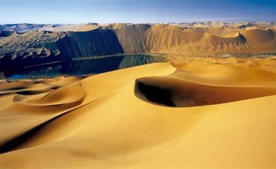 China Deserto de Badain Jaran (101 pps)