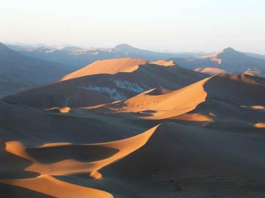 China Deserto de Badain Jaran (104 pps)