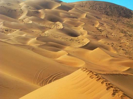 China Deserto de Badain Jaran (106 pps)