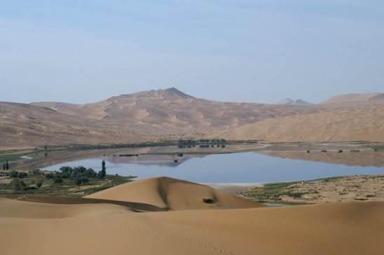 China Deserto de Badain Jaran (107 pps)
