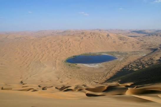China Deserto de Badain Jaran (108 pps)