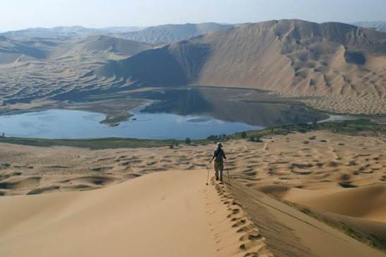 China Deserto de Badain Jaran (110 pps)