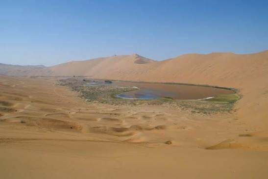 China Deserto de Badain Jaran (111 pps)
