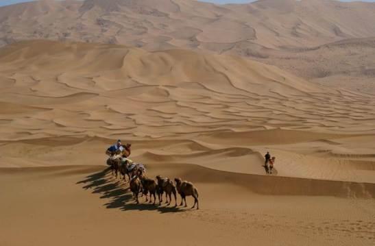 China Deserto de Badain Jaran (115 pps)