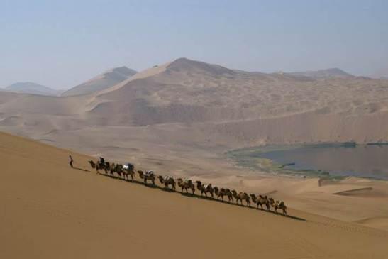 China Deserto de Badain Jaran (117 pps)