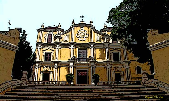 Igreja e Seminário de São José