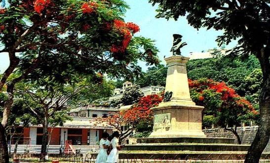 Jardim Vasco da Gama nos anos 60