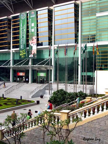 Jardim VAsco da Gama em 2006