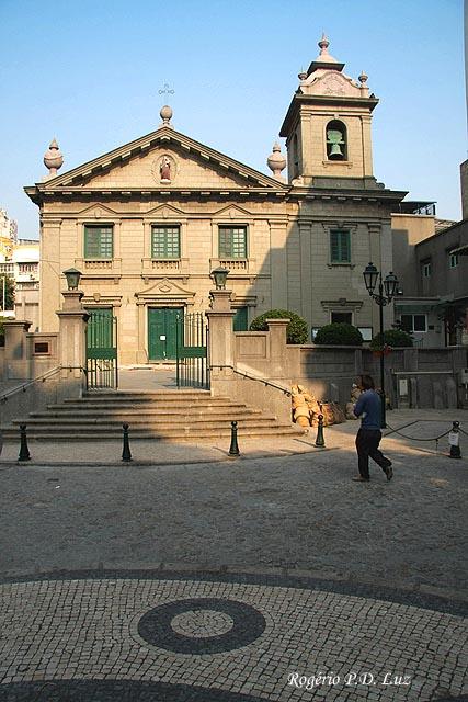 Igreja de Santo António, Macau