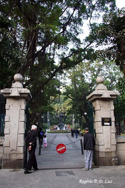 Jardim de Camões, Macau