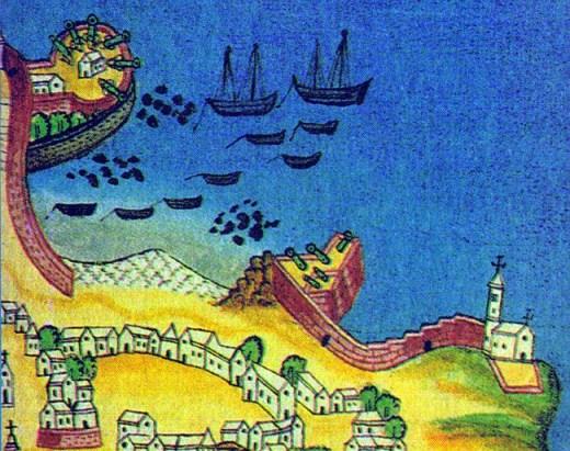 Mapas antigas de Macau (10)